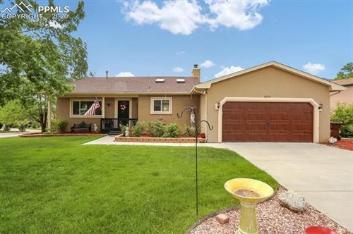 Photo of 1535 Leewood Court, Colorado Springs, CO 80906 (MLS # 7962798)