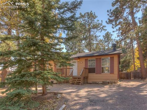 Photo of 1005 W Browning Avenue, Woodland Park, CO 80863 (MLS # 8174798)
