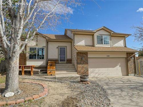 Photo of 1580 Piros Drive, Colorado Springs, CO 80915 (MLS # 8324798)