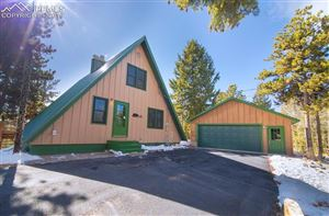 Photo of 235 Ute Trail, Woodland Park, CO 80863 (MLS # 3621801)