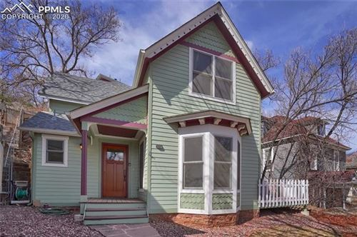 Photo of 1121 Manitou Avenue, Manitou Springs, CO 80829 (MLS # 5278802)