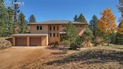 Photo of 123 Homestead Drive, Woodland Park, CO 80863 (MLS # 5954802)