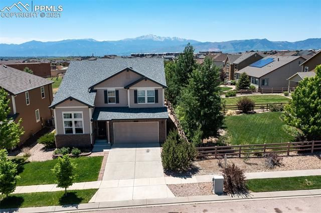 9320 Sky King Drive, Colorado Springs, CO 80924 - #: 5643802