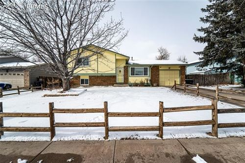 Photo of 7390 Painted Rock Drive, Colorado Springs, CO 80911 (MLS # 9400803)