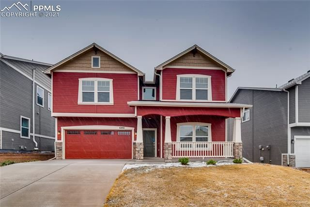 6441 Stonefly Drive, Colorado Springs, CO 80924 - #: 6899803