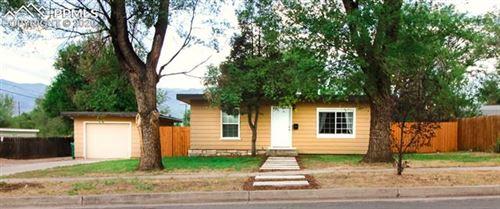 Photo of 812 S Cedar Street, Colorado Springs, CO 80903 (MLS # 9297804)