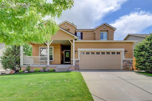 6961 Cool Spring Way, Colorado Springs, CO 80923 - #: 3296805