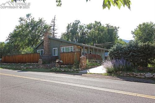Photo of 1504 W Cheyenne Road, Colorado Springs, CO 80906 (MLS # 8624807)