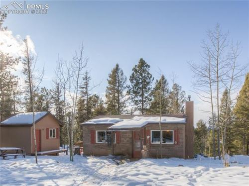 Photo of 1275 Blossom Road, Woodland Park, CO 80863 (MLS # 9023807)