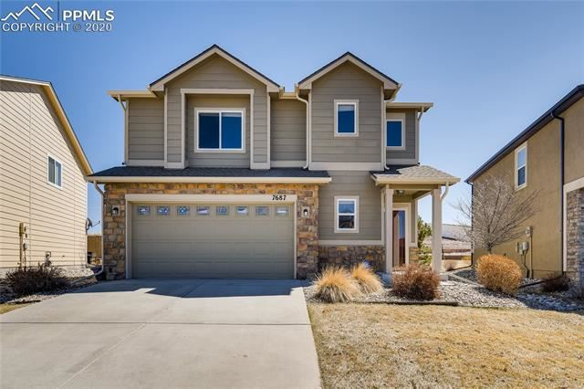 Photo for 7687 Manistique Drive, Colorado Springs, CO 80923 (MLS # 9344807)