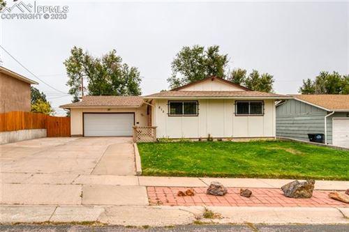 Photo of 815 Zion Drive, Colorado Springs, CO 80910 (MLS # 1608808)