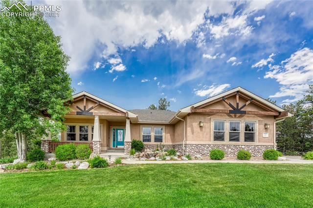 1213 Greenland Forest Drive, Monument, CO 80132 - #: 3344809