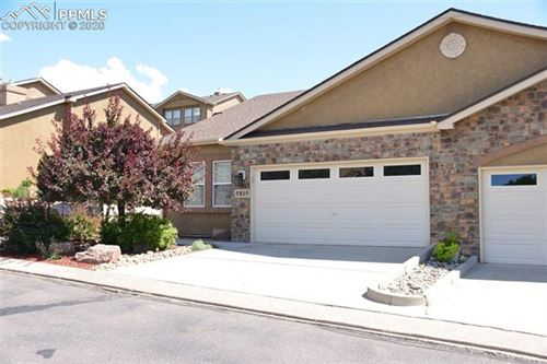Photo of 5815 New Crossings Point, Colorado Springs, CO 80918 (MLS # 4494810)