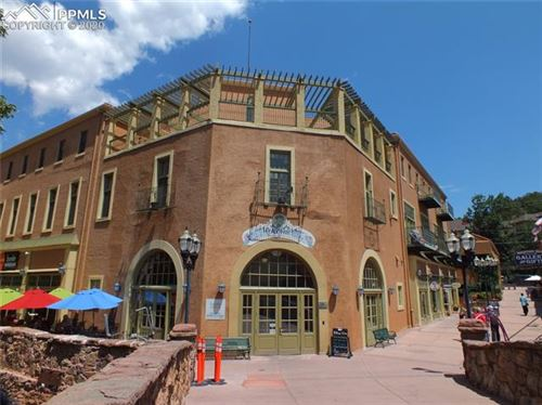 Photo of 934 Manitou Avenue #207, Manitou Springs, CO 80829 (MLS # 6869810)