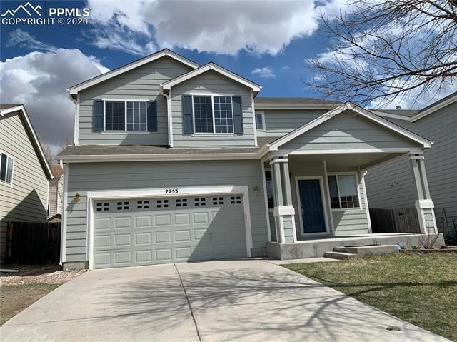 Photo for 2253 Sage Grouse Lane, Colorado Springs, CO 80951 (MLS # 7874811)