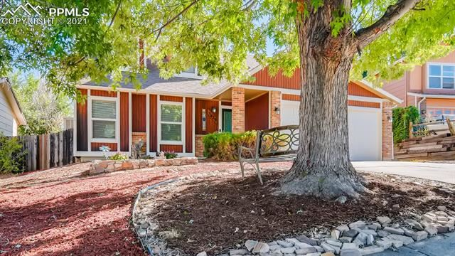 5429 Tennessee Pass Drive, Colorado Springs, CO 80917 - #: 4823812