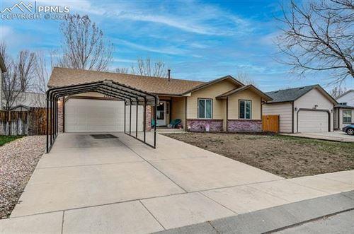 Photo of 4348 Excursion Drive, Colorado Springs, CO 80911 (MLS # 6880813)