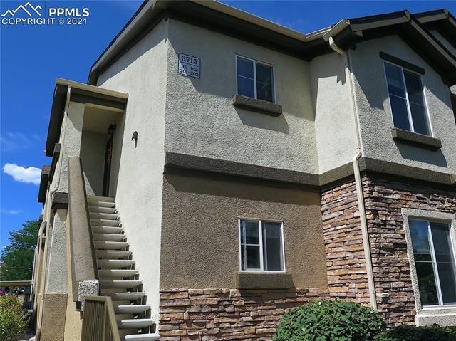 3715 RIVIERA Grove #201, Colorado Springs, CO 80922 - #: 7456814