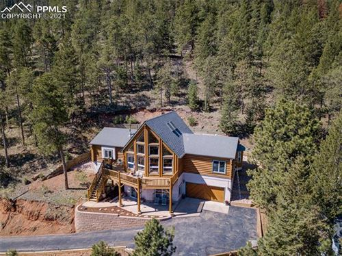 Photo of 9935 Mountain Road, Cascade, CO 80809 (MLS # 8773815)