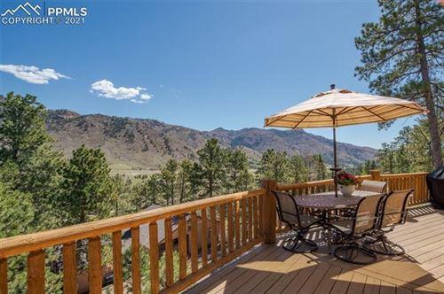 Tiny photo for 9935 Mountain Road, Cascade, CO 80809 (MLS # 8773815)
