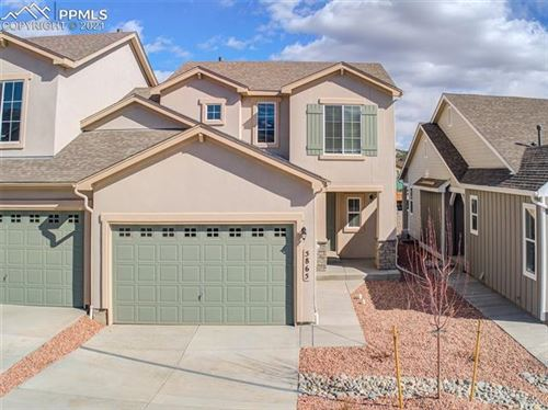 Photo of 5865 Wild Rye Drive, Colorado Springs, CO 80919 (MLS # 6516818)