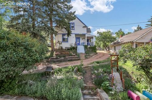 Photo of 120 Deer Path Avenue, Manitou Springs, CO 80829 (MLS # 6562821)
