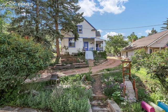 Photo for 120 Deer Path Avenue, Manitou Springs, CO 80829 (MLS # 6562821)