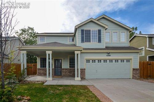 Photo of 4280 Gunbarrel Drive, Colorado Springs, CO 80925 (MLS # 1494822)