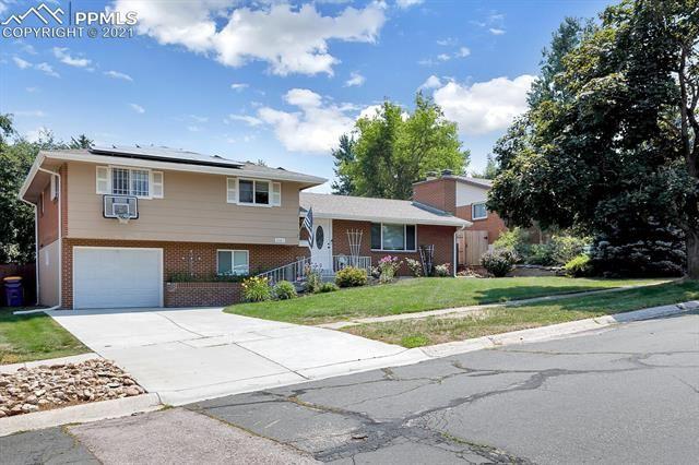 2321 Monteagle Street, Colorado Springs, CO 80909 - #: 6657823