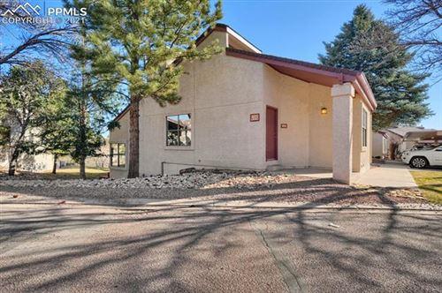 Photo of 610 Autumn Crest Circle #A, Colorado Springs, CO 80919 (MLS # 8400825)