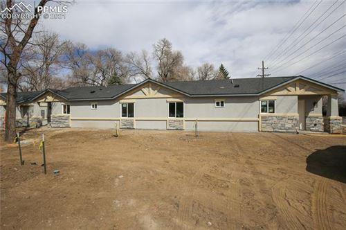 Photo of 2 Shangra La Drive, Colorado Springs, CO 80907 (MLS # 8620825)