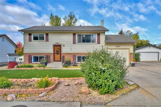 4840 N SPLITRAIL Drive, Colorado Springs, CO 80917 - #: 2284826