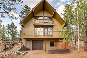 Photo of 91 Alpine Road, Woodland Park, CO 80863 (MLS # 2981827)