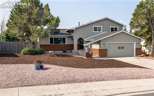 Photo of 5385 GALENA Drive, Colorado Springs, CO 80918 (MLS # 9157827)