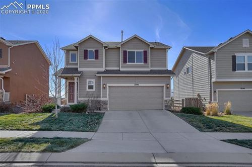 Photo of 13106 Canyons Edge Drive, Colorado Springs, CO 80921 (MLS # 9312827)