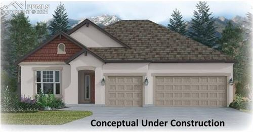 Photo of 3793 Forest Lakes Drive, Monument, CO 80132 (MLS # 4858829)