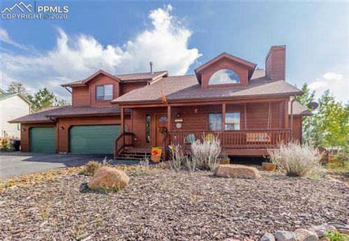 Photo of 2217 Valley View Drive, Woodland Park, CO 80863 (MLS # 7716830)