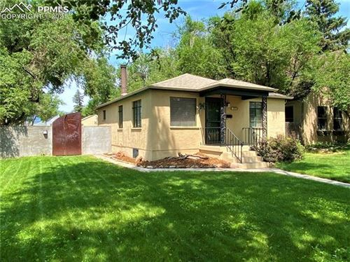 Photo of 2528 N Tejon Street, Colorado Springs, CO 80907 (MLS # 8030831)