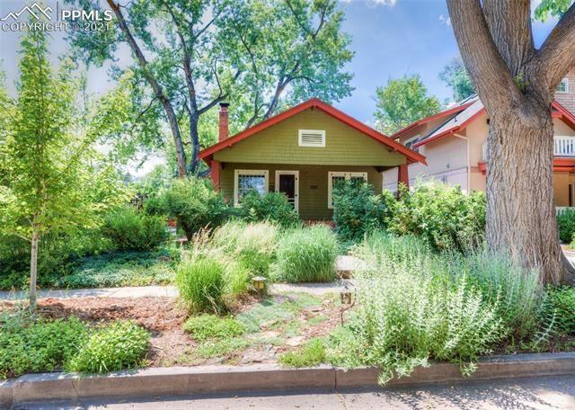 1424 N Franklin Street, Colorado Springs, CO 80907 - #: 8006831