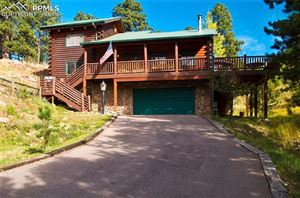 Photo of 196 Glen Dale Drive, Woodland Park, CO 80863 (MLS # 4265832)