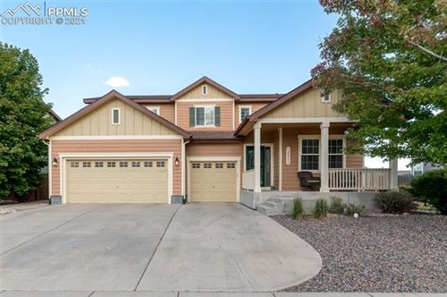 Photo of 7211 Quiet Pond Place, Colorado Springs, CO 80923 (MLS # 8636832)