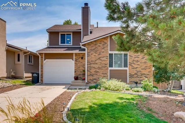 2255 Calistoga Drive, Colorado Springs, CO 80915 - #: 2768832