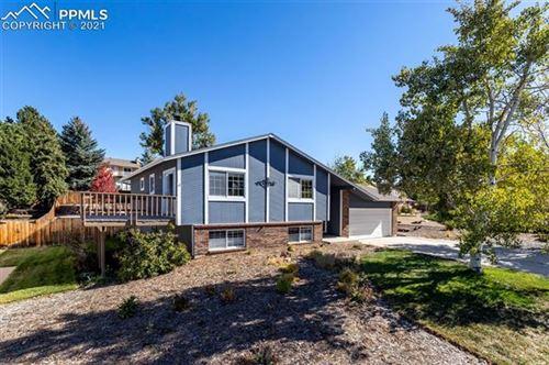 Photo of 8245 Caravel Drive, Colorado Springs, CO 80920 (MLS # 7374833)