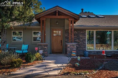 Tiny photo for 1905 Mesa Road, Colorado Springs, CO 80904 (MLS # 9502834)
