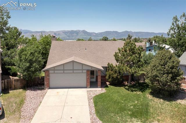 8150 Contrails Drive, Colorado Springs, CO 80920 - #: 2309834