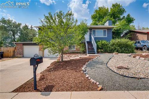 Photo of 4140 Tulip Way, Colorado Springs, CO 80907 (MLS # 9528836)