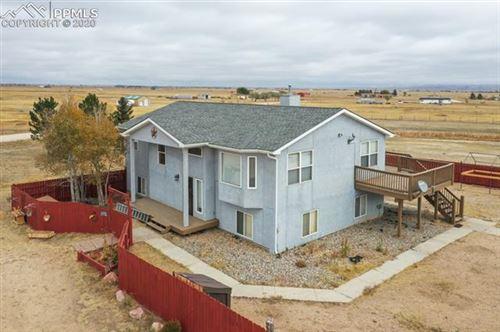 Photo of 20465 Sahara Drive, Peyton, CO 80831 (MLS # 9874836)