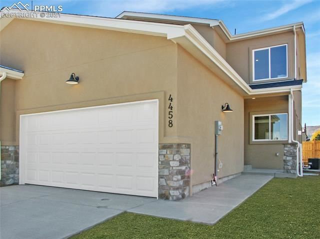 Photo for 4458 Light View, Colorado Springs, CO 80907 (MLS # 2724836)