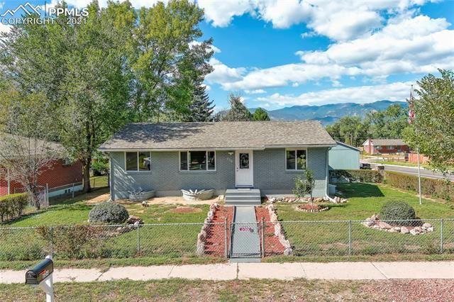 604 Placid Road, Colorado Springs, CO 80910 - #: 4418836