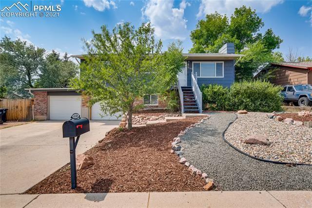4140 Tulip Way, Colorado Springs, CO 80907 - #: 9528836
